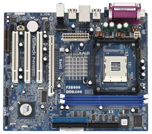 Motherboard ASRock P4VM890