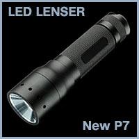 Lanterna Led Lenser P7