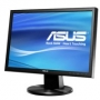 "Asus VW195S TFT LCD 19"" Wide Preto"